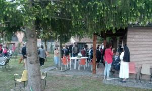 Cena al Belvedere